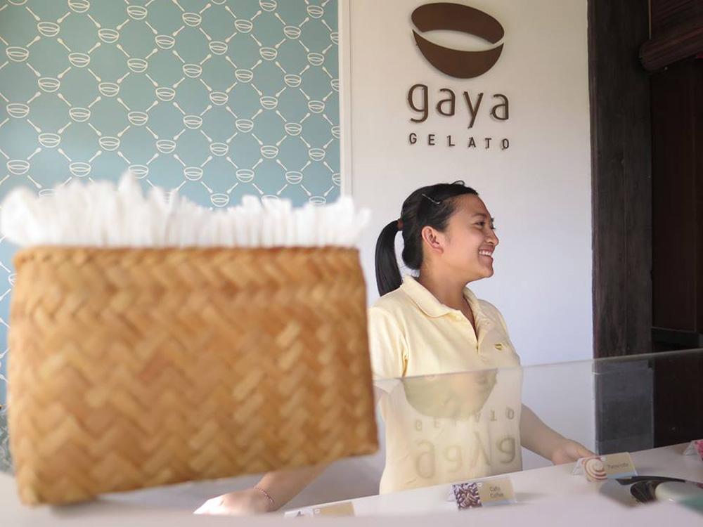 GAYA gelato / AdiCottage – Indonesia