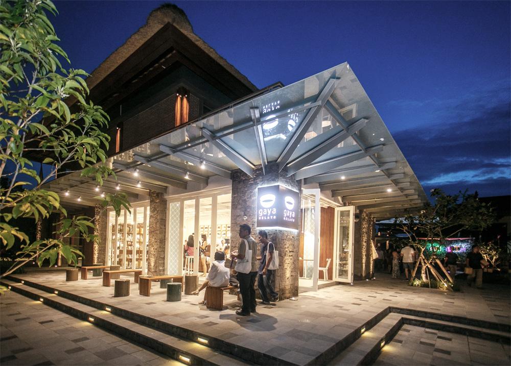 GAYA gelato / Bali Samasta - Indonesia